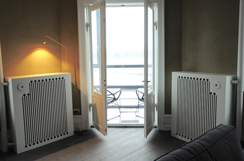 Design Radiatorskjuler