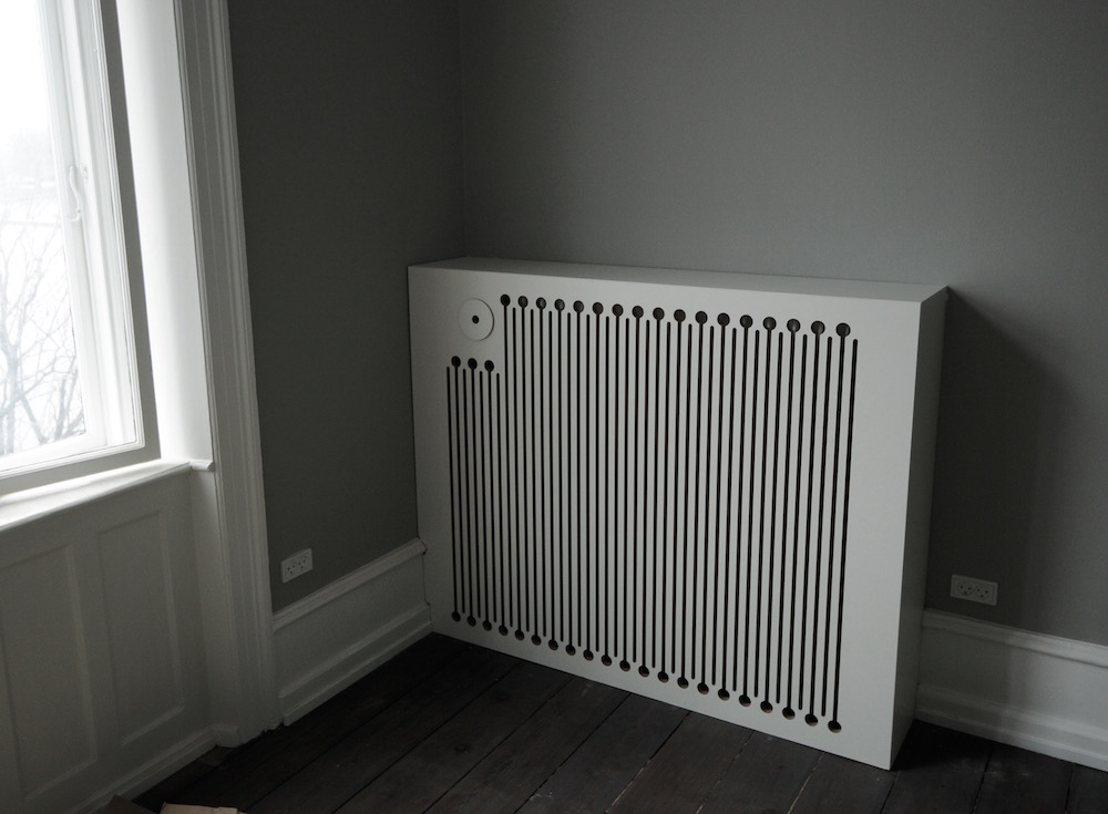 Radiatorskjuler Design