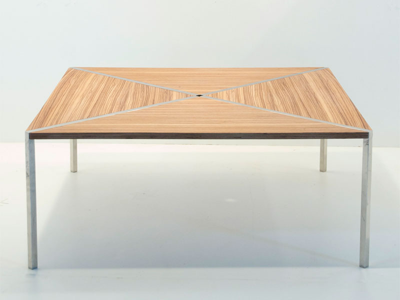 Sofabord - x-table 95 cm
