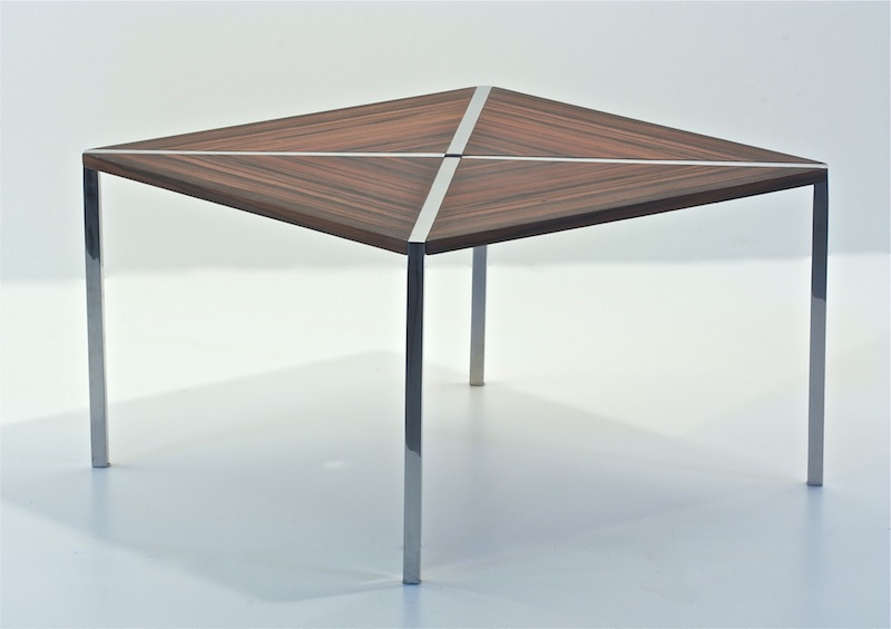 x table 65x64cm